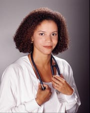 """Gloria Reuben, seen as physician assistant Jeanie Boulet in """"ER,"""" is president of Waterkeeper Alliance and also a cast member of Showtime's """"City on a Hill."""""""