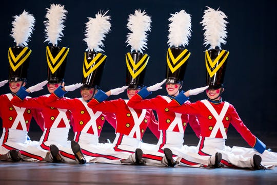 "The 2019 ""Christmas Spectacular Starring the Radio City Rockettes"" kicks off on Nov. 8."