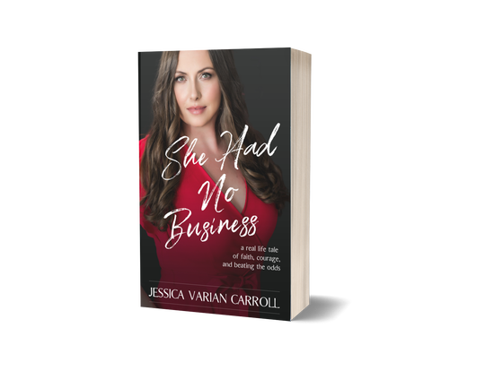 Author Jessica Varian Carroll, of the Wanamassa  section of Ocean Township, is a professional organizer and de-clutterer with her business Organista Home.