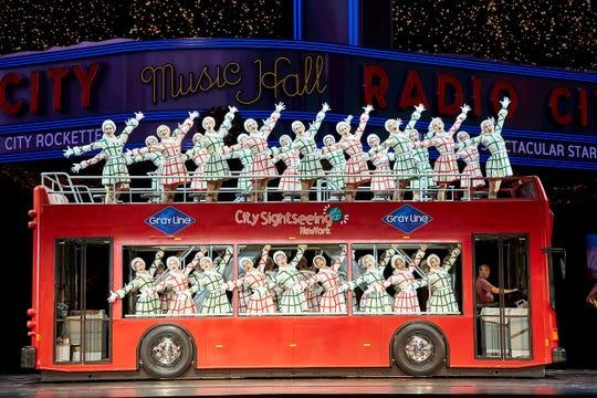 "The 2019 ""Christmas Spectacular Starring the Radio City Rockettes"" kicks off on Nov. 8."
