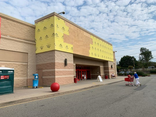 Target is renovating its store on Route 35 in Middletown.