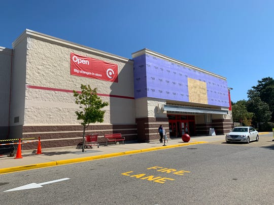 Target in Toms River is getting a makeover.