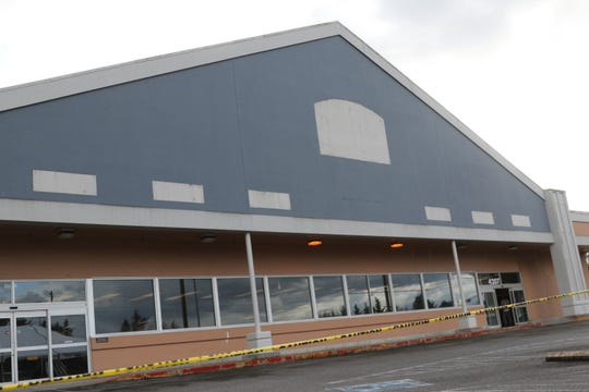 CHI Franciscan broke ground Monday on an outpatient clinic in the former QFC building at 4207 Kitsap Way. The clinic is expected to open May 2020.