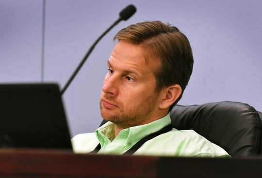 Brevard County Commissioner John Tobia was the only commissioner to vote against the Brevard County's Sheriff's Office's critical needs designation, and would like to see more budget transparency.