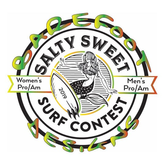 The Salty Sweet Surf Contest returns for its sixth year on Saturday, Oct. 5 at the end of Minutemen Causeway in Cocoa Beach.