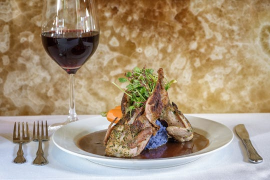 Cafe Margaux in Cocoa Village remains one of Florida Trend's top restaurants as a member of the magazine's Golden Spoon Hall of Fame.