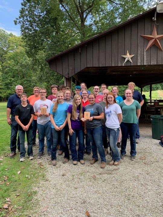 Wynford High School Forestry Team