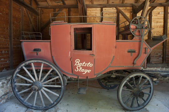 Seems like old times: Batsto Village will offer a glimpse of history at its Country Living Fair on Oct. 20.