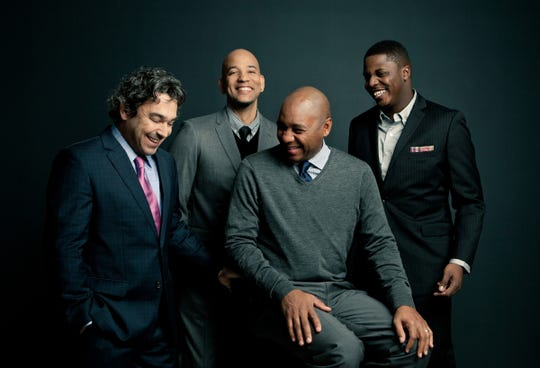 """The Branford Marsalis Quartet is touring with new album """"The Secret Between the Shadow and the Soul."""""""