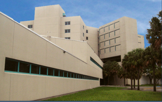 The Miami-Dade County Mental Health Diversion Facility.