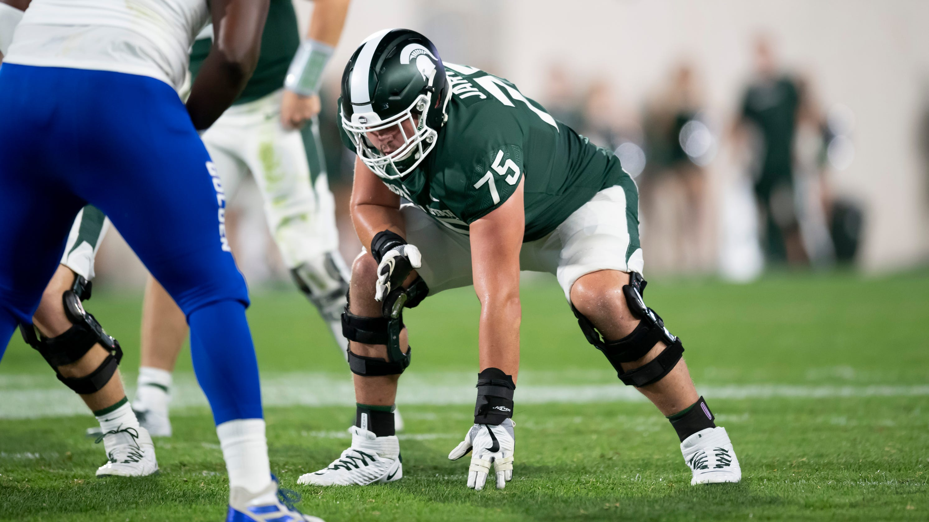 Michigan State Spartans' Kevin Jarvis to miss 6-7 weeks ...