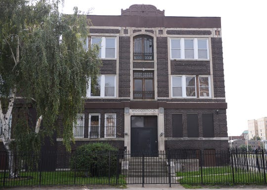 The llitches own Woodstock apartment building on the 400 block of Peterboro St.