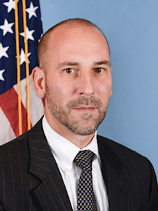 Steven M D Antuono Named Head Of Fbi S Detroit Office