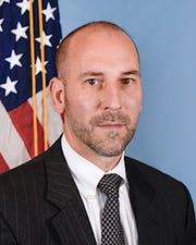 Steven D'Antuono most recently served as a section chief in the Criminal Investigative Division at FBI Headquarters in Washington.