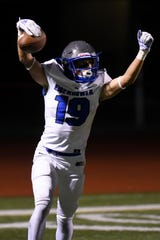 Ethan Barker and Utica Eisenhower play host to Romeo this week.
