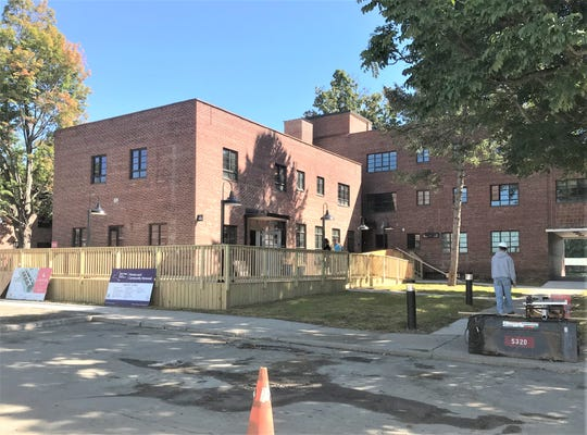 Libertad Elmira, formerly the Jones Court apartment complex on Baldwin Street in Elmira, will open for occupancy Sept. 23 after being vacant for two decades.