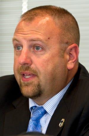 EPD Chief Billy Bolin