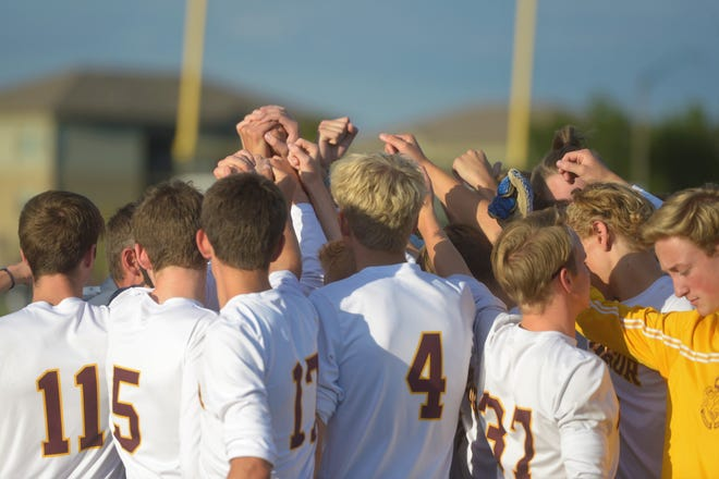 The Windsor soccer team hosts Holy Family at 6 p.m. Monday.