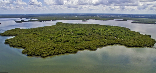 Mound Key, a significant historic and environmental symbol of Southwest Florida will be publicly owned now that Lee County has acquired the final 9.5 acres under its 20/20 conservation program.