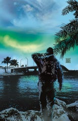 """The comic book """"Solar Flare"""" follows a group of survivors from Fort Myers to Tennessee after a solar flare knocks out all of Earth's electronics."""