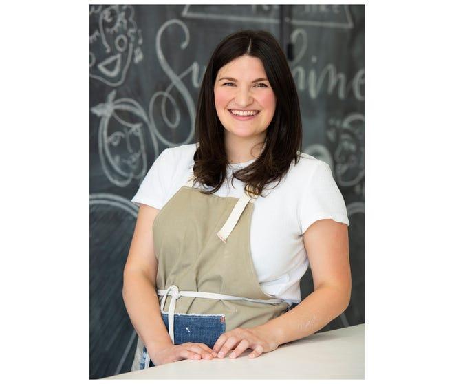 Jocelyn Concrad is the artist behind Jocie Pots, a small batch ceramics business.