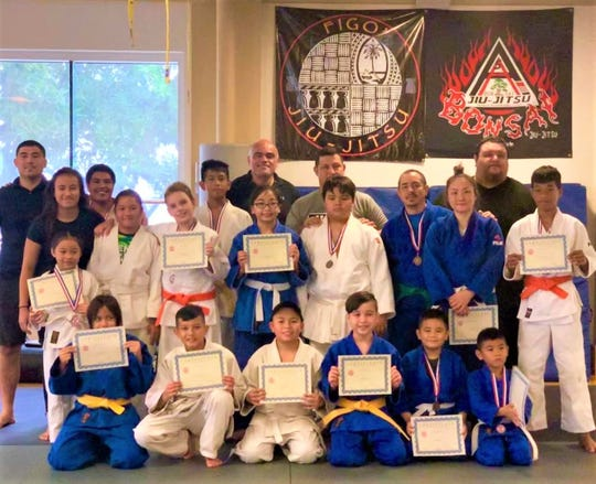 Sixteen judokas from the International Sports Center Judo Club and Fudoshin Fitness Judo Club participated in the 2019 MJA Cup which highlighted the theme of friendship and peace through judo.