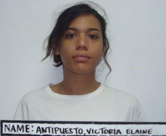 Victoria Elaine Antipuesto