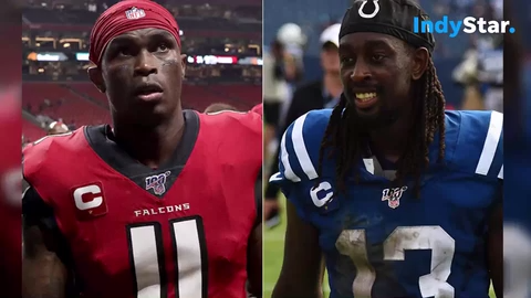 NFL Week 3: How to watch, odds, injuries for Colts vs. Falcons
