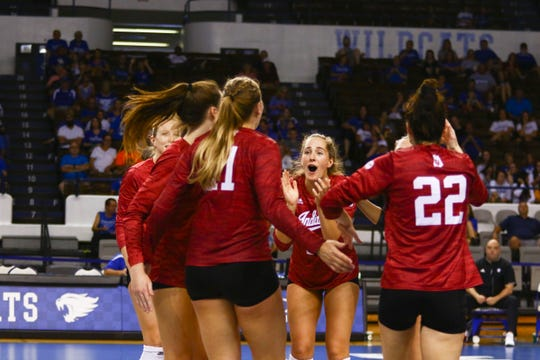 IU picked up a signature win over a ranked Kentucky team over the weekend in Lexington.