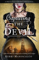 "Knoxville writer Kerri Maniscalco's new book is called ""Capturing the Devil."""