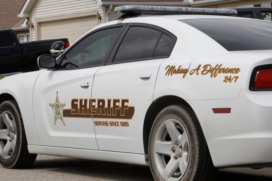 Tippecanoe County Sheriff's Office.
