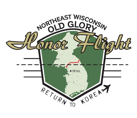 "Old Glory Honor Flight of Northeast Wisconsin is planning a ""Return to Korea"" trip for May 2020."