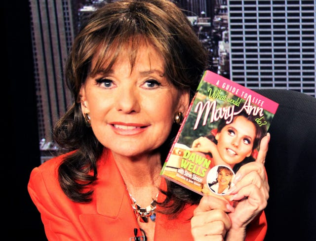 """Dawn Wells, one of the two surviving """"Gilligan's Island"""" cast members, plans to attend the VIP reception for a new lobby exhibit at the Hollywood Museum, celebrating the show's first broadcast. Wells play Mary Ann on the show."""