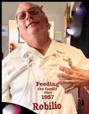 Restaurateur Michael Robilio of Robilio's Sidecar Cafe
