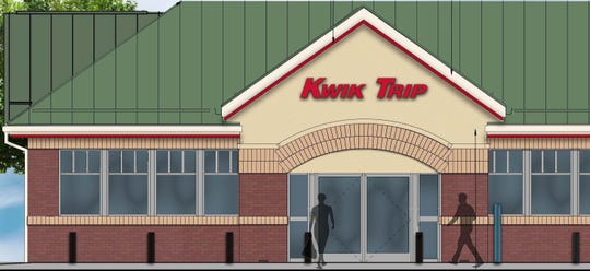 Kwik Trip may build a new 7,297-square-foot store in the town of Lisbon. If the village board approves, the store would be built adjacent to the existing Kwik Trip at N67 W27619 Silver Spring Drive. That building would be torn down.
