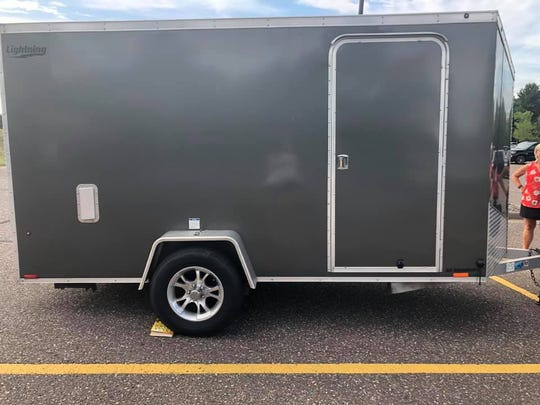 "A ""Your Choice"" trailer that contained more than $5,000 worth of drug awareness supplies was stolen in Oconomowoc."