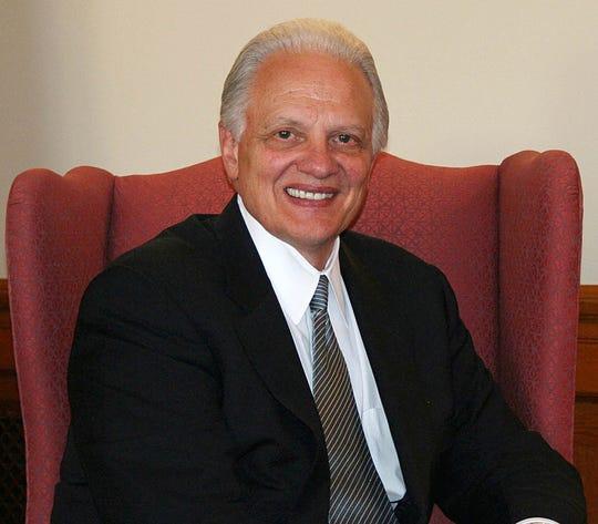 Former U.S. District Judge Rudolph Randa.