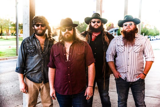 Copper Chief is playing at The Hub Thursday.