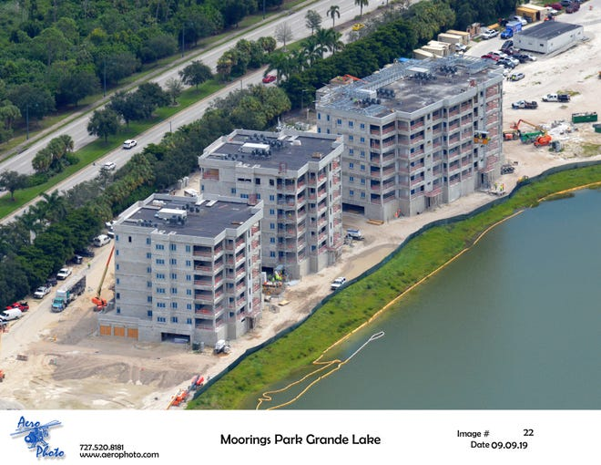 Construction is well underway at Moorings Park Grande Lake. A Spring 2020 occupancy is expected.