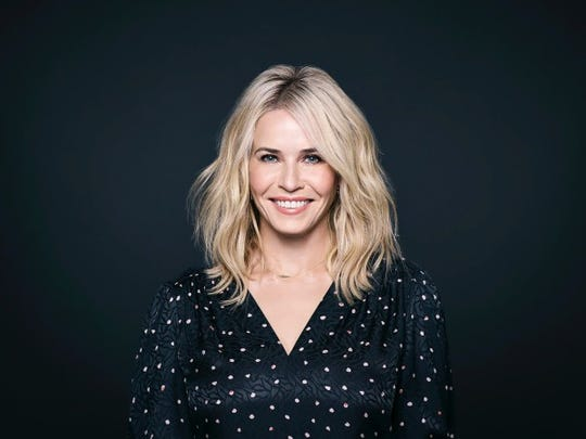 Chelsea Handler will discuss her new book, Life Will Be the Death of Me, on Thursday, September 18 at First Congregational Church, 40 South Fullerton Avenue.