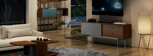 Margo TV Cabinet by BDI.