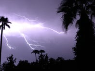Sunny skies expected after storms bring rain to Phoenix area