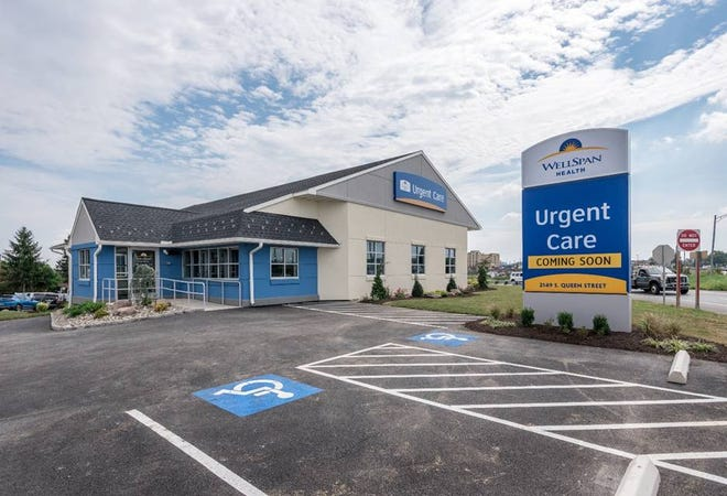 WellSpan Health's newest and largest urgent care opened to patients on Monday, Sept. 16. The 7,000-square-foot center is located just off Exit 16 of Interstate 83 at the former South York Diner.