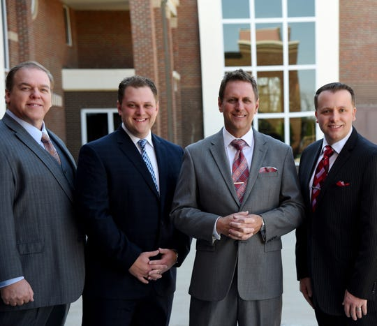 The LeFevre Quartet will perform Saturday at Round Hill Evangelical Presbyterian Church.