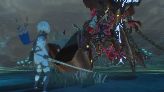 Oninaki by Tokyo RPG Factory on PS4, Steam and Switch.