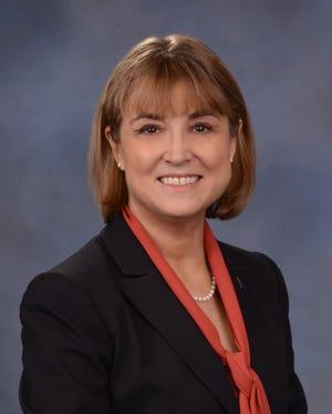 Lt. Gov. Kate Marshall