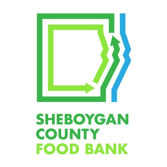 The Sheboygan County Food Bank launched their new logo on Wednesday, Sept. 17.