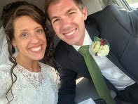 Bossier newlyweds continue to recover after explosive house fire