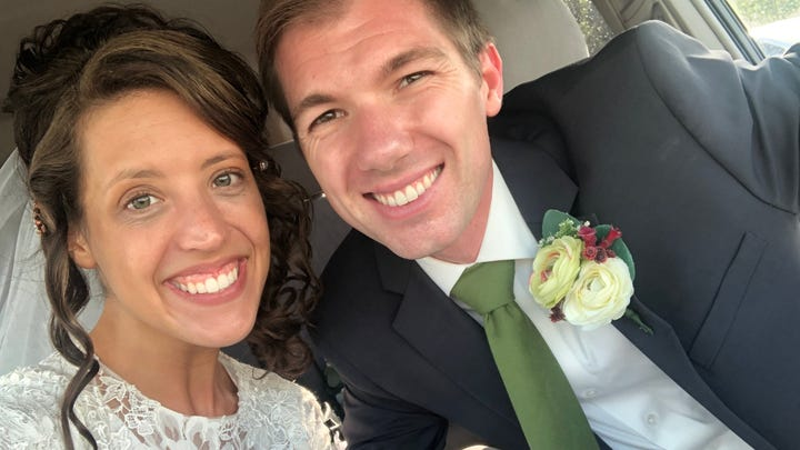 Thankful: Bossier newlyweds shows progress in recovery after fire