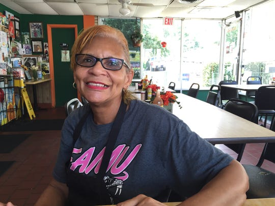 Olean McCaskill has been serving down-home Southern cooking at Olean's Cafe on Adams Street, across from the FAMU campus, for more than 20 years.